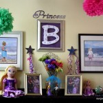 Easy Bling Letter Art Tutorial