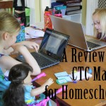 A Review of CTC Math for Homeschoolers