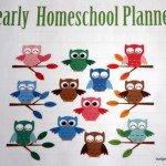 A FREE Homeschool Planner Download for 2015-2016!!