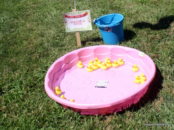 Diy simple and easy carnival games our good life for Easy fishing games