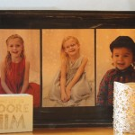 Simple DIY Photo Tray