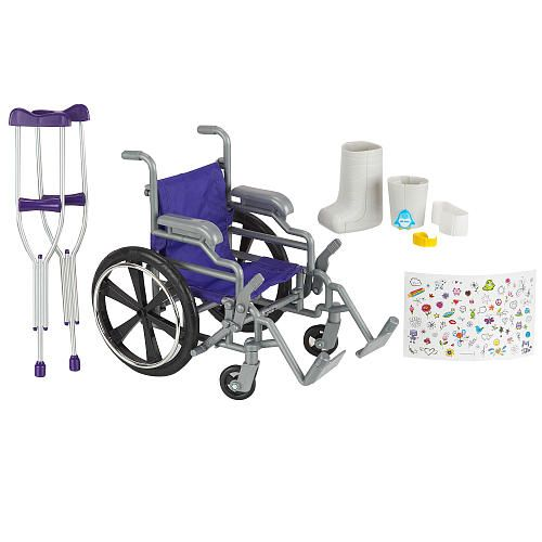 Wheelchair Set