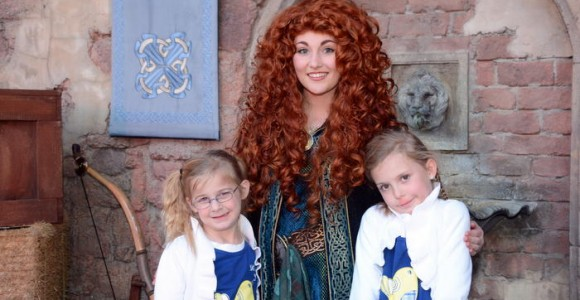 Where to Find Every Princess in Disney World Resort