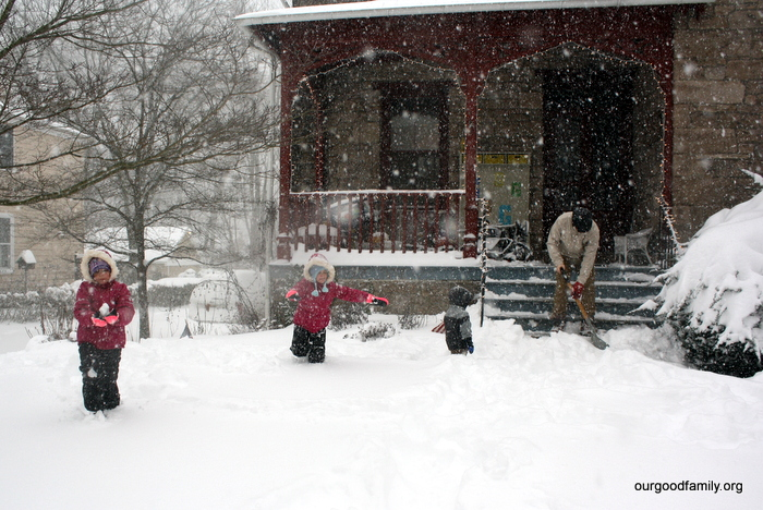 When it Snows Outside.....10 fun things to do INSIDE!