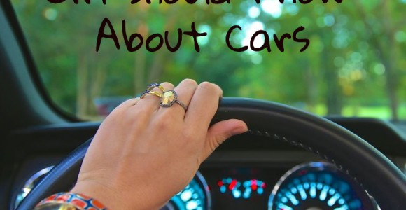 7 Things Every Girl Should Know About Cars