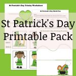 Fun St Patrick's Day Printable Pack