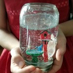 DIY Personalized Snow Globe
