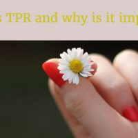 What is TPR and why is it IMPORTANT?