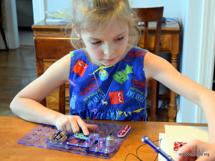STEM Learning with Snap Circuits