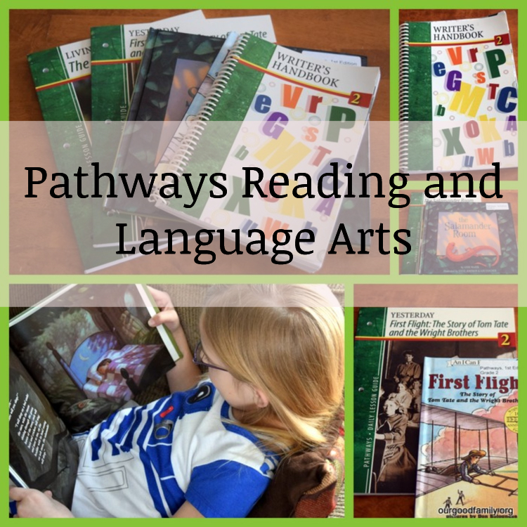 Pathways Reading and Language Arts