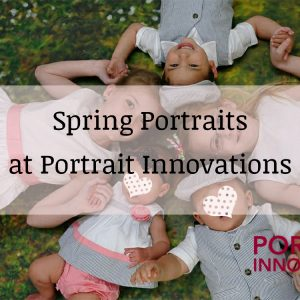 Spring Portraits from Portrait Innovations