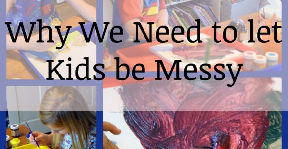 Let Them Be Messy