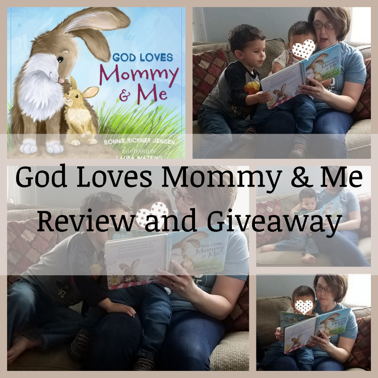 God loves Mommy & Me Review and Giveaway