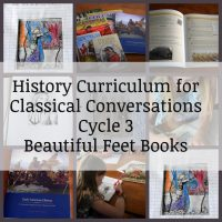 Beautiful Feet Books • History Curriculum for Classical Conversations Cycle 3 • homeschool curriculum for American history
