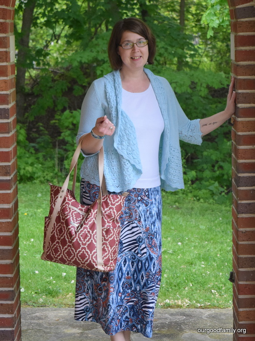 5 Simple Steps to Efficiently Pack a Diaper Bag