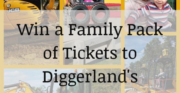 Dig, Dine and Drive at Diggerland GIVEAWAY!