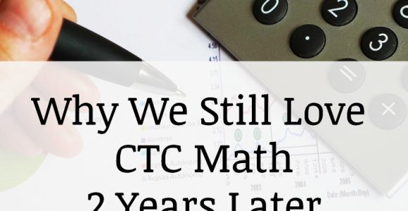 Why We Still Love CTC Math