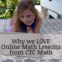 Online Math Lessons from CTC Math, Homeschool Math