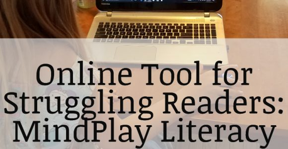Online Tool for Struggling Readers