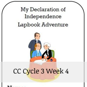 CC Cycle 3 Week 4 Declaration of Independence