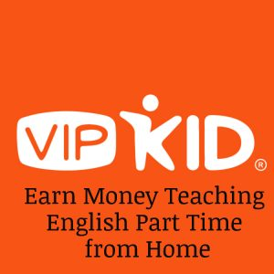 Part Time Job Teaching English